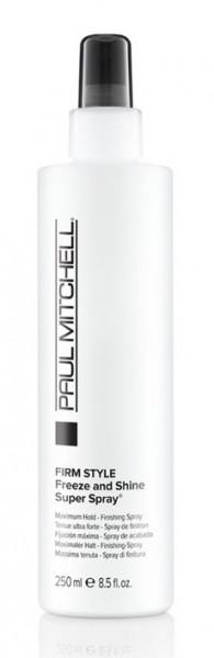 PAUL MITCHELL Freeze and Shine Super Spray® Finishing Spray 250 ml