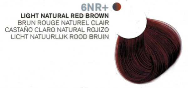 Joico Vero K-Pak Color 6NR+ Light Natural Red Brown 74ml