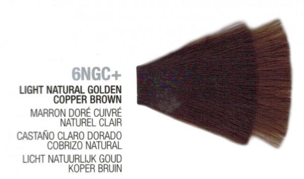 Joico Vero K-Pak Color 6NGC+ Light Natural Golden Copper Brown 74ml