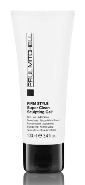 PAUL MITCHELL Super Clean Sculpting Gel® Maximale Kontrolle 100 ml