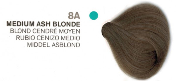 Joico Vero K-Pak Color 8A MEDIUM ASH BLONDE 74 ml