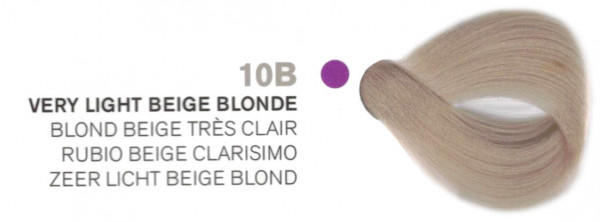Joico Vero K-Pak Color 10B VERY LIGHT BEIGE BLONDE 74 ml