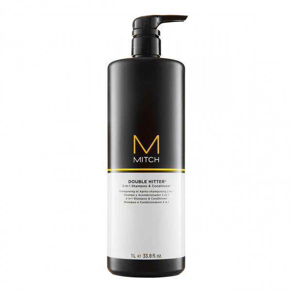 PAUL MITCHELL DOUBLE HITTER® Shampoo & Conditioner 1000 ml