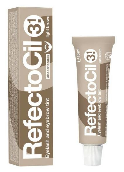 RefectoCil 3.1 lichtbraun 15 ml