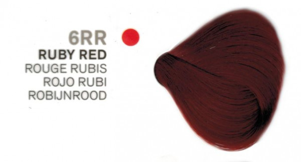 Joico Vero K-Pak Color 6RR RUBY RED 74 ml