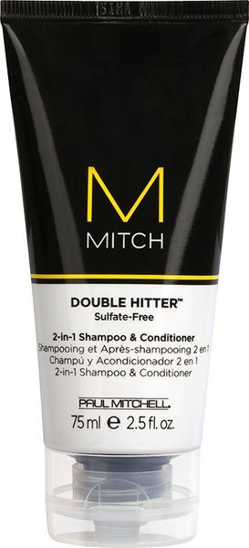 PAUL MITCHELL DOUBLE HITTER® Shampoo & Conditioner 75 ml