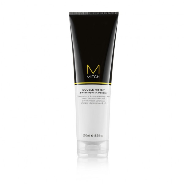 PAUL MITCHELL DOUBLE HITTER® Shampoo & Conditioner 250 ml