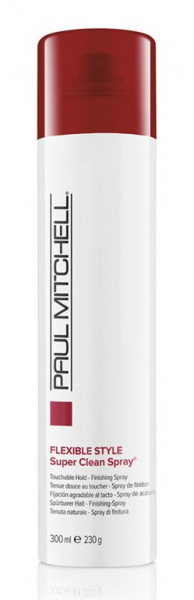 PAUL MITCHELL Super Clean Spray® Finishing Spray 300 ml