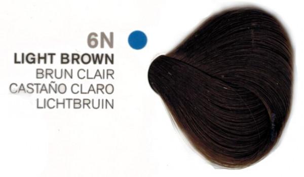 Joico Vero K-Pak Color 6N NATURAL LIGHT BROWN 74 ml