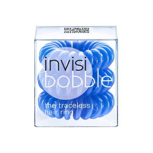 InvisiBobble Navy Blue 3 Gummis