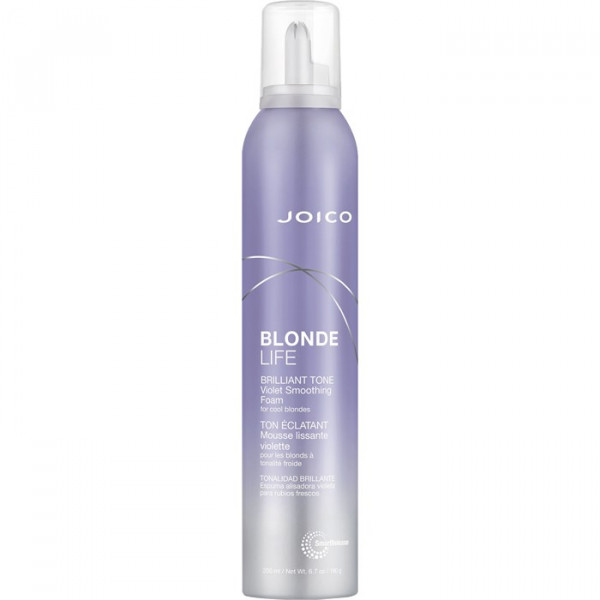 Joico Blonde Life Brilliant Tone Violet Foam 200ml