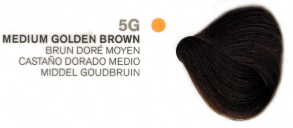 Joico Vero K-Pak Color 5G MEDIUM GOLDEN BROWN 74 ml
