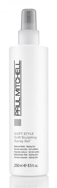 PAUL MITCHELL Soft Sculpting Spray Gel® Flexibles Sprühgel 250 ml