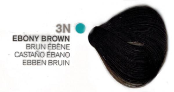 Joico Vero K-Pak Color 3N NATURAL EBONY BROWN 74 ml