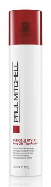PAUL MITCHELL Hot Off The Press® Hitzeschutz-Spray 200 ml