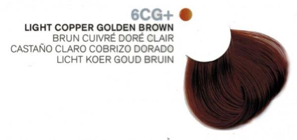 Joico Vero K-Pak Color 6CG+ Light Copper Golden Brown 74ml